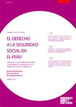El derecho a la seguridad social en el Perú