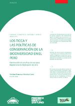 Los ticca y las políticas de conservación de la biodiversidad en el Perú