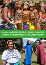 Plan de acción en género y cambio climático